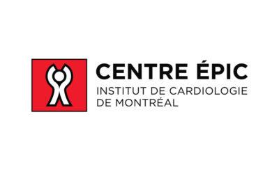 Un nouveau logo pour le Centre ÉPIC