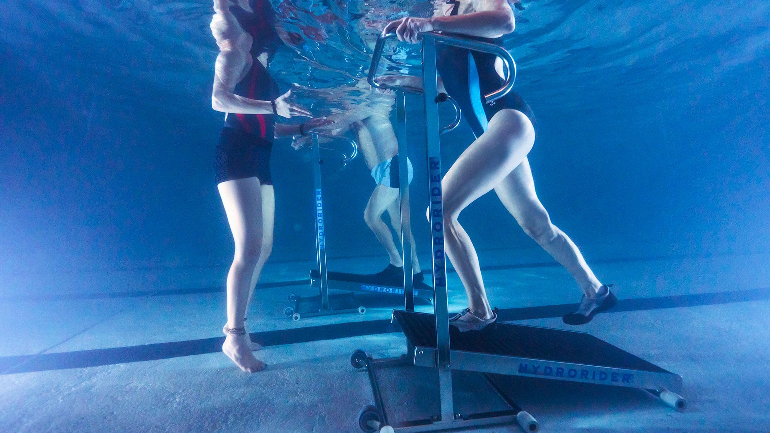 Cours circuit aquatique