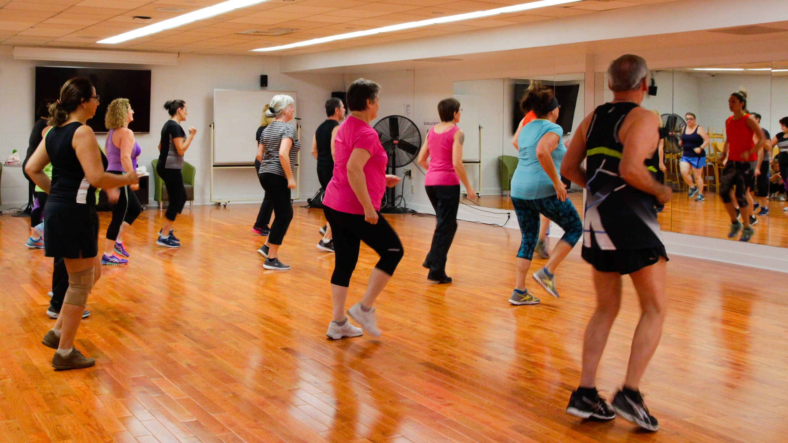 Cours danse et rythme