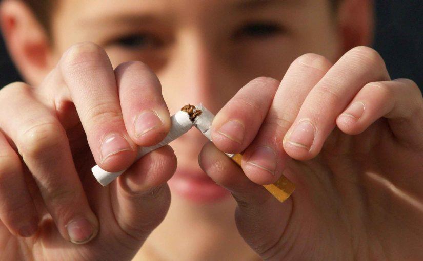 Programme de cessation tabagique