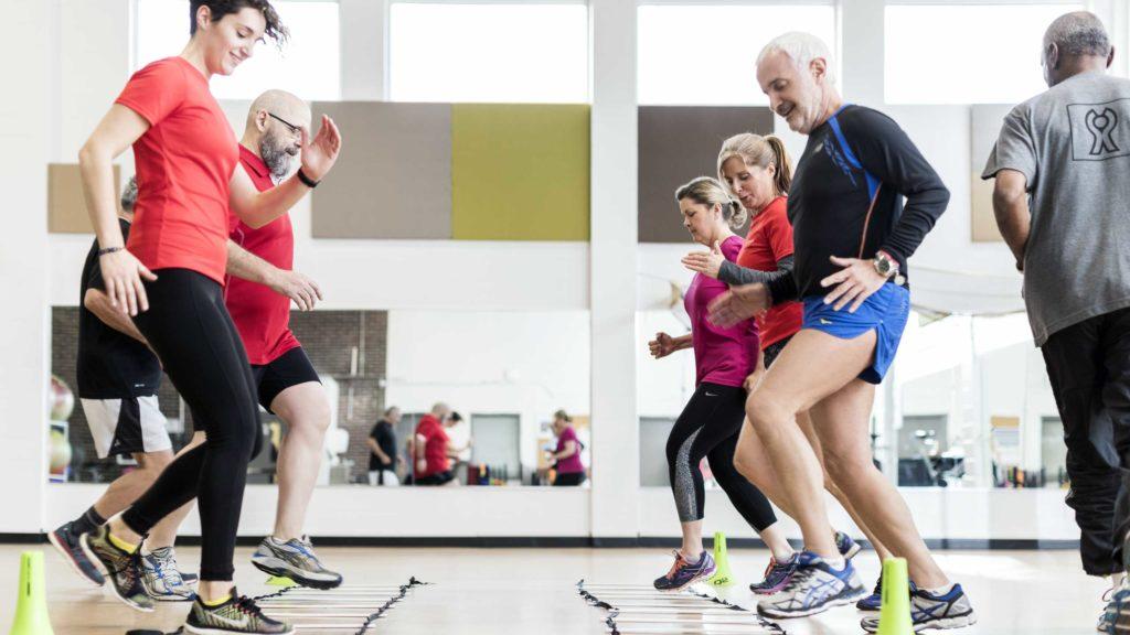Cours entrainement athlétique